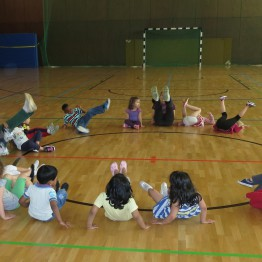 Sports/Yoga class